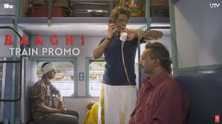 Train - Dialogue Promo - Baaghi