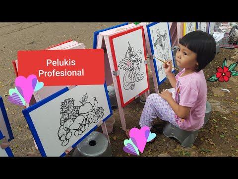 Applejack Cara Menggambar Dan Mewarnai Gambar Kuda Poni Untuk Anak