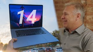 I asked Phil Schiller about a 14-inch MacBook Pro