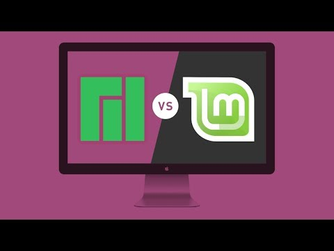 mp4 Linux Mint Or Manjaro, download Linux Mint Or Manjaro video klip Linux Mint Or Manjaro