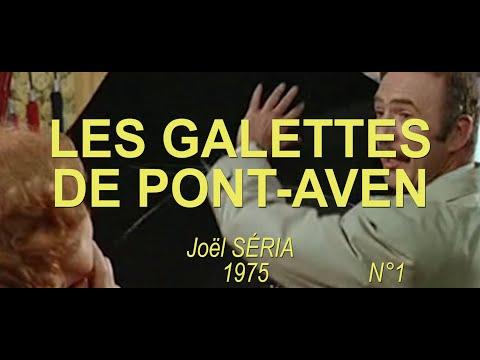 LES GALETTES DE PONT-AVEN 1975 N°1 (Jean-Pierre Marielle, Louise Roblin)
