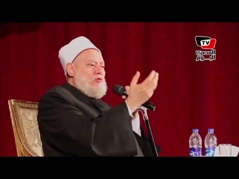 «جابر نصار» يكرم «علي جمعة» بجامعة القاهرة