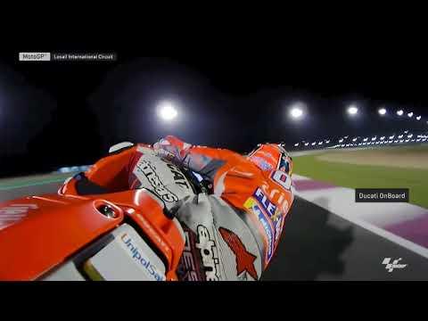 2018 #QatarGP - Ducati in action