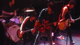 Joan Jett Star Star Bowery Ballroom NYC 12-10-16 w/ Jesse Malin