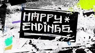 Musik-Video-Miniaturansicht zu Happy Endings Songtext von Mike Shinoda feat. Upsahl & Iann Dior