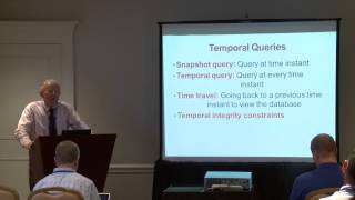 An Introduction to Temporal Databases