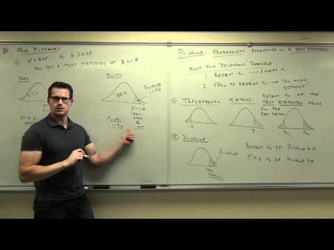 Statistics Lecture 8.2 Part 11