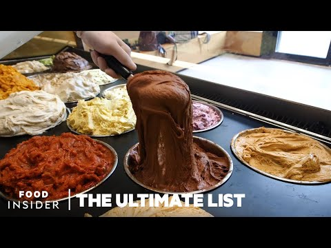 Here Are Some Insane Desserts From Around the World