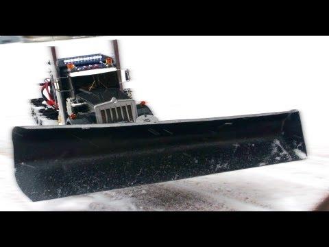 "RC ADVENTURES - HiGHWAY PLOW ""Project: HD OVERKiLL"" 6WD JUGGERNAUT PLOW TRUCK"