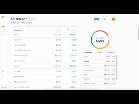 EveryDollar Tutorial: Tracking Certain Expenses