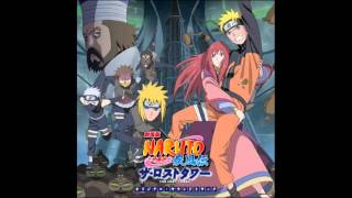 Naruto Shippūden Movie 4 OST #9 Dead Sea (Shikai)