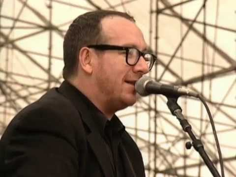 Elvis Costello - I'll Never Fall In Love Again - 7/25/1999 - Woodstock 99 East Stage (Official)