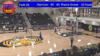 Harrison Goblins at Prairie  Grove