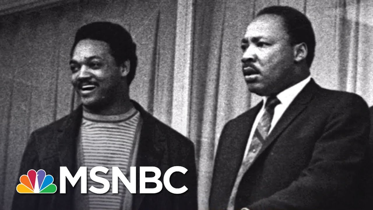 50 Years Later: Dr. Martin Luther King Jr.'s Legacy Leads To New Waves Of Activism | MSNBC thumbnail
