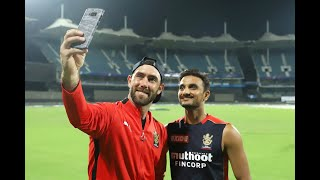 'Glenn Maxwell Is Happy At RCB And In Good Space In IPL 2021'