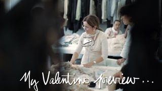 Garance Doré: Pardon My FrenchMy Valentino Preview