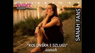 Kadr z teledysku Kolońska i szlugi tekst piosenki Sanah