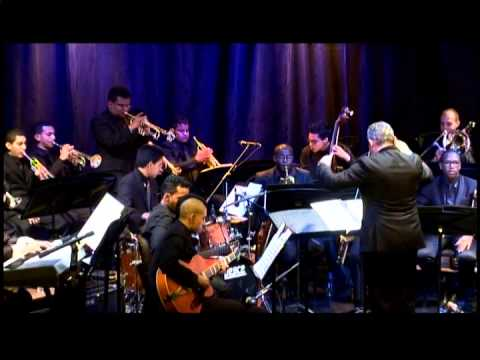 Big Band Jazz Simon Bolivar NIGHT FALL