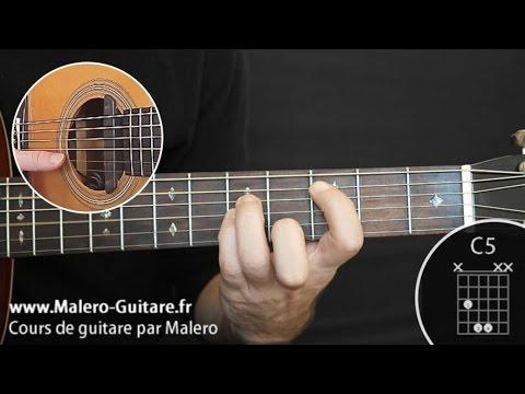 Malero-Guitare - Cours de guitare en ligne