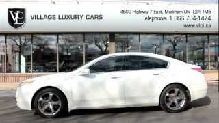 preview picture of video '2009 Acura TL-SH - Village Luxury Cars Toronto'