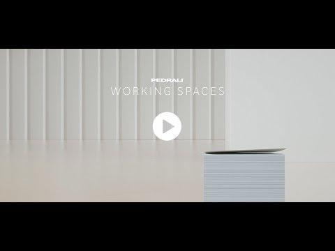 Pedrali Working Spaces - Orgatec 2018