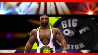 WWE 2K14 Entrances & Finishers Videos: Big E Langston