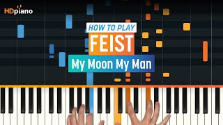 "How To Play ""My Moon My Man"" by Feist 