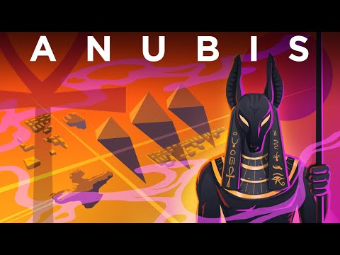 Learn About Anubis - the Ancient Egyptian God of Death
