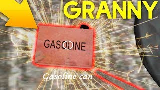 KILLED HIMSELF BY GASOLINE WIITH GRANNY! - Granny
