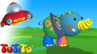 TuTiTu Leksaker | Elefant