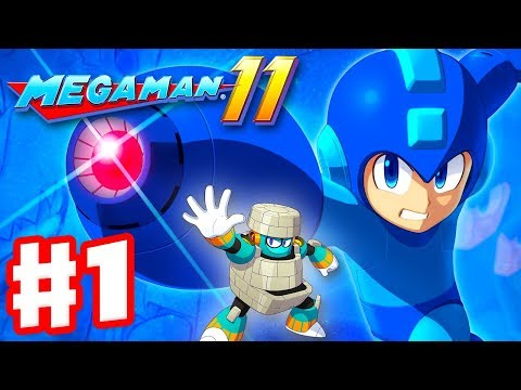 Gameplay de Mega Man 11