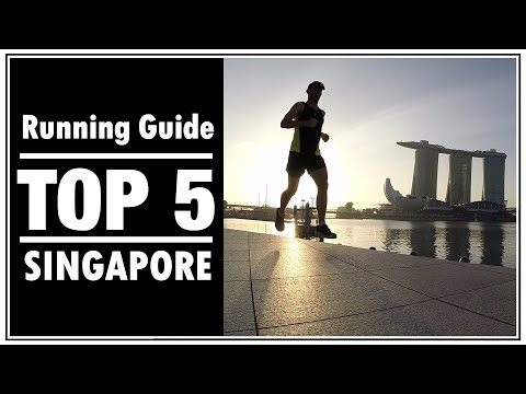 TOP 5 Running Guide || SINGAPORE
