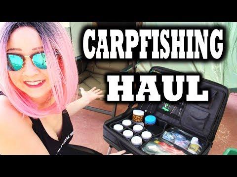 Carpfishing - Haul pesca | Sombrilla, Estación de motaje, Silla, Funda para caña