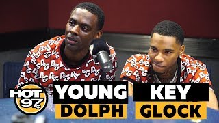 Young Dolph & Key Glock List Best Weed In US, Address Airport Incident + Talk 'Dum & Dummer'