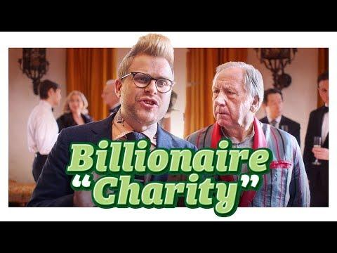 Billionaire Philanthropy Isn't That Selfless
