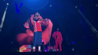 9   A Lot   J. Cole & 21 Savage (FULL HD SET @ Dreamville Festival 2019   Raleigh, NC   4619)