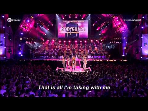 The Bodyguard - Romy Monteiro Musical Sing-a-Long 2015