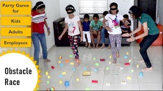 Team Building Activity For Office And Kids | Birthday Party Game | Team Game