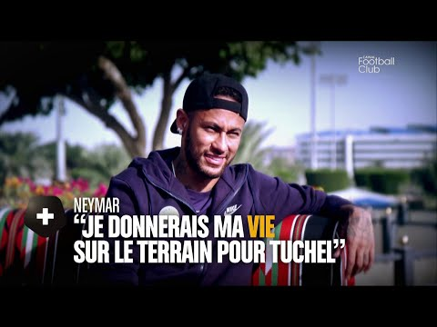 Canal Football Club : Interview de Neymar