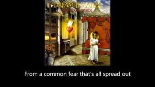 Dream Theater - Learning to Live (Lyrics)
