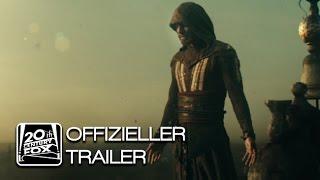 Assassin's Creed Film Trailer