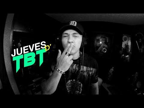 Nigga - Te Quiero (Voz Live) Jueves de TBT