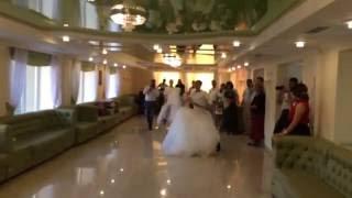 Професійна постановка весільного танцю - Міша і Оля