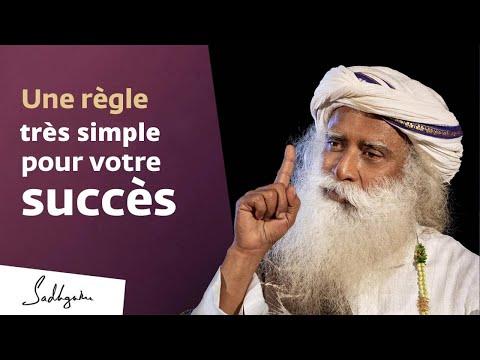 Comment vraiment réussir sa vie ? | Sadhguru Français Comment vraiment réussir sa vie ? | Sadhguru Français