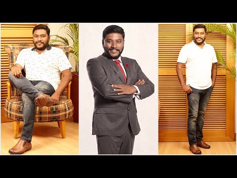 Exclusive making video of Puvikumar's photoshoot for RITZ May Issue 2019
