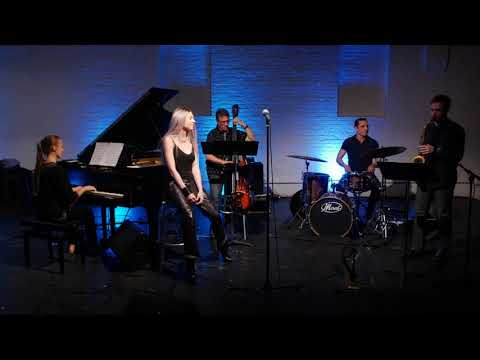 I'll Be Seeing You - The Summer Ludlow Quintet (featuring Luca Chesney)