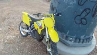 2001 Suzuki RM250 Desert Las Vegas
