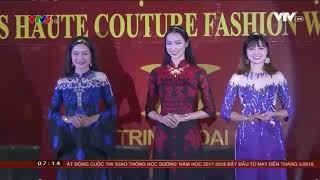 Nhà thiết kế Việt trình diễn mở màn Paris Fashion Week - Haute Couture 2018 - Cafe Sang VTV3