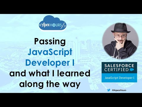 Passing JavaScript Developer I and what I learned along the way ...