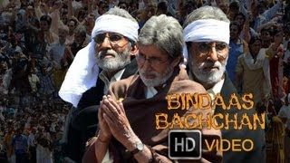 Bindaas Bachchan - Behind the scenes - Satyagraha